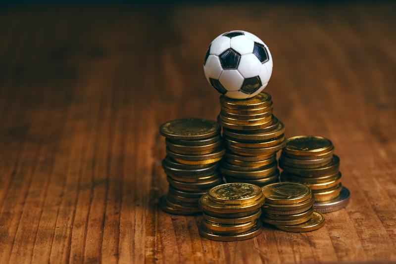 サッカーとコイン
